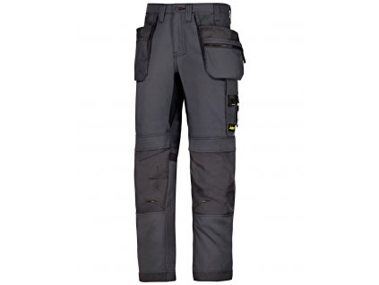 ALLROUNDWORK+ s PK  pracovní kalhoty šedé (Velikost/varianta 64)