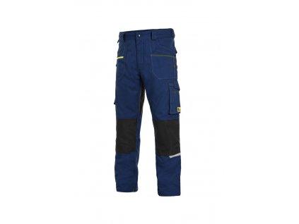 Canis CXS STRETCH monterkové kalhoty tmavě modro-černá (Velikost/varianta 64)