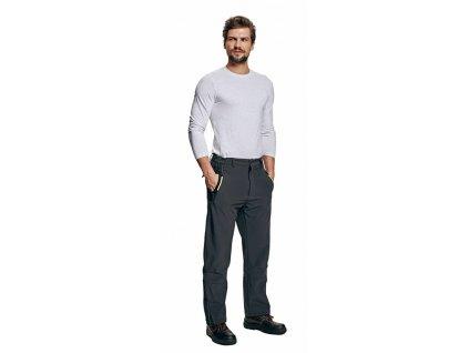 OLZA softshellové kalhoty (Velikost/varianta 3XL)