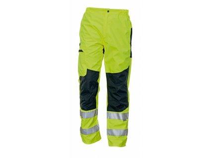 TICINO výstražné kalhoty do pasu žlutá (Velikost/varianta 3XL)
