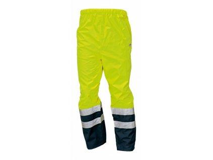 EPPING výstražné kalhoty do pasu žlutá (Velikost/varianta 3XL)