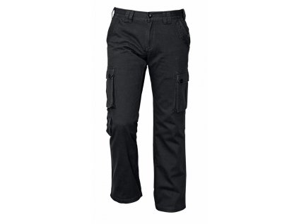 CHENA volnočasové kalhoty černé (Velikost/varianta 3XL)