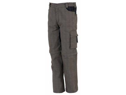 ZIP kapsáčové kalhoty khaki (Velikost/varianta 3XL)