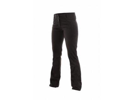 ELEN kalhoty volnočasové dámské černé (Velikost/varianta 56)