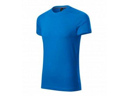 Action tričko pánské snorkel blue