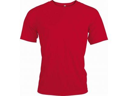 PROACT PA445 tričko červené dětské (Velikost/varianta 160)