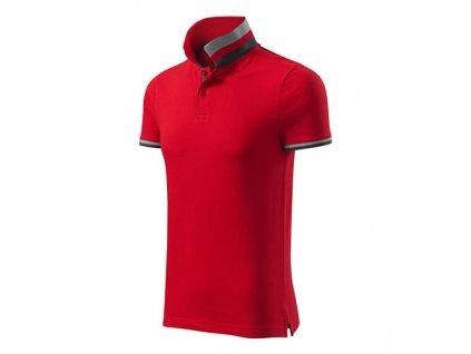 Collar Up polokošile pánská formula red