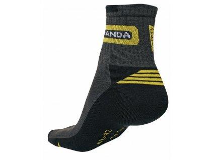 WASAT ponožky  šedé (Velikost/varianta 45)