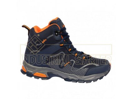 PLOSE softshellová kotníková obuv (Velikost/varianta 47)