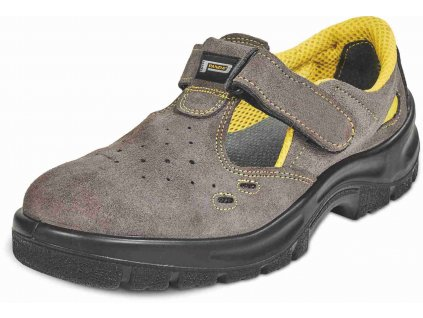 PANDA YPSILON S1 pracovní sandál šedý (Velikost/varianta 48)