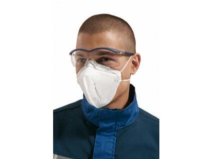 REFIL 710 respirátor skládací bez ventilu box (Velikost/varianta UNI)