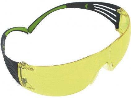 3M SECURE FIT SF400 brýle žluté UV (Velikost/varianta UNI)