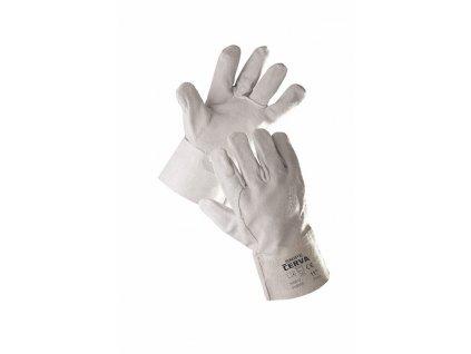 SNIPE WINTER rukavice zimní hovězí štípenka (Velikost/varianta 11)