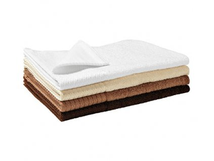 Bamboo Golf Towel malý ručník unisex nugátová