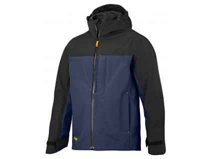AllroundWork nepromokavá bunda modrá (Velikost/varianta 3XL)