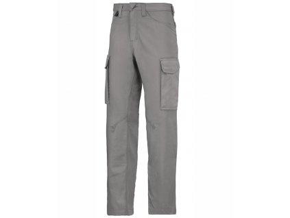 SERVICE monterkové kalhoty šedé (Velikost/varianta 62)