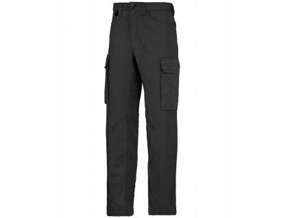 SERVICE monterkové kalhoty černé (Velikost/varianta 62)