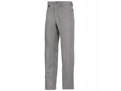 SERVICE CHINOS monterkové kalhoty šedé (Velikost/varianta 64)