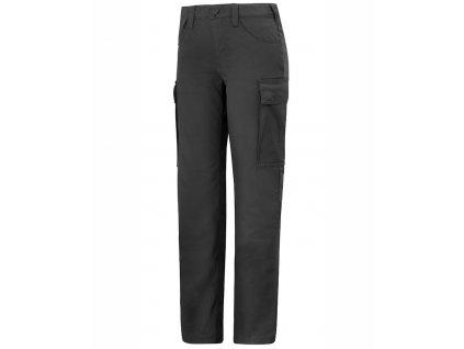 SERVICE monterkové kalhoty dámské černé (Velikost/varianta 54)