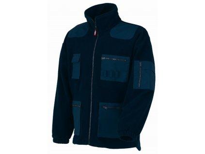 OSTRAVA  bunda modrá (Velikost/varianta 3XL)