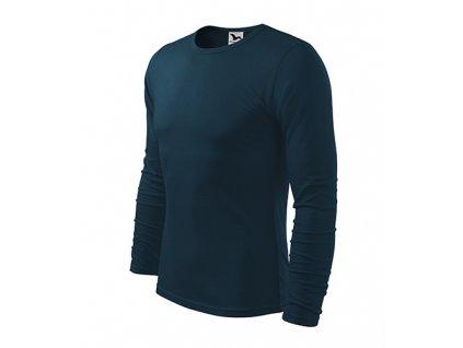 Fit-T LS triko pánské námořní modrá