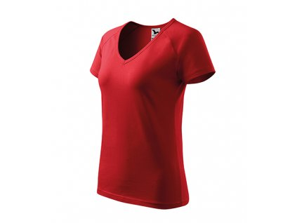 Dream tričko dámské červená