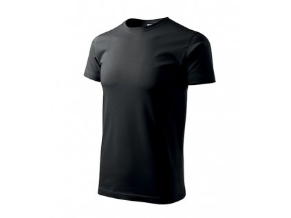 Basic tričko pánské černá