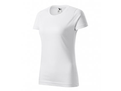 Basic tričko dámské bílá