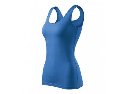 Triumph tílko dámské azurově modrá