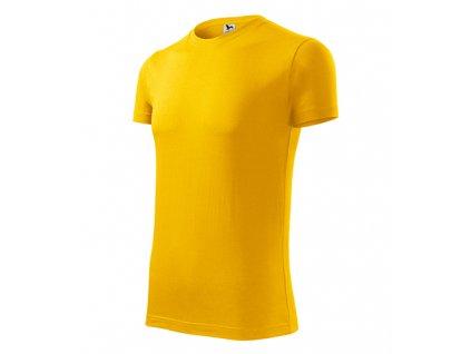 Viper tričko pánské žlutá