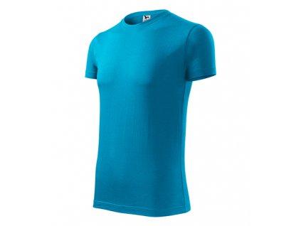 Viper tričko pánské tyrkysová