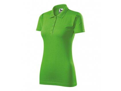 Single J. polokošile dámská apple green