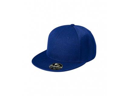 Rap 6P čepice unisex královská modrá