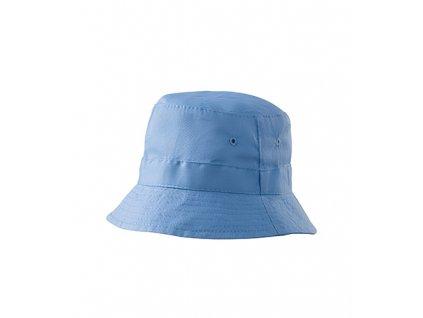Classic klobouček unisex nebesky modrá
