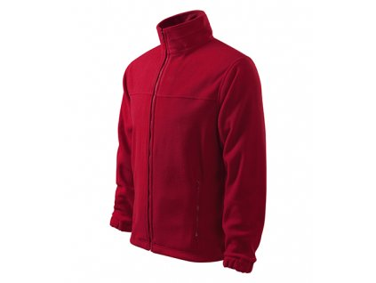 Jacket fleece pánský marlboro červená