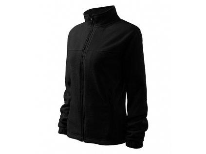 Jacket fleece dámský černá