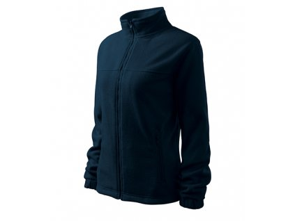 Jacket fleece dámský námořní modrá