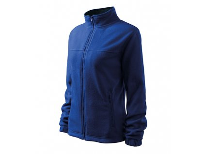 Jacket fleece dámský královská modrá