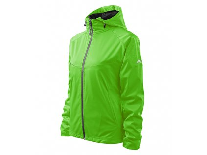 Cool softshellová bunda dámská apple green