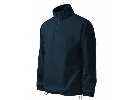 Horizon fleece pánský námořní modrá