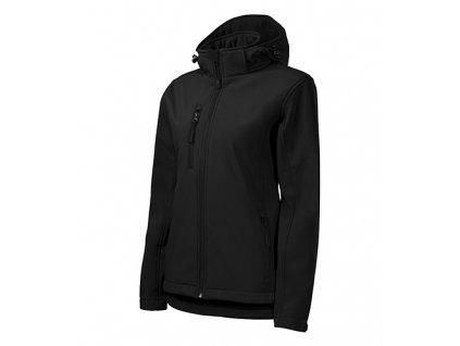 Performance softshellová bunda dámská černá