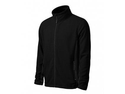 Frosty fleece pánský černá