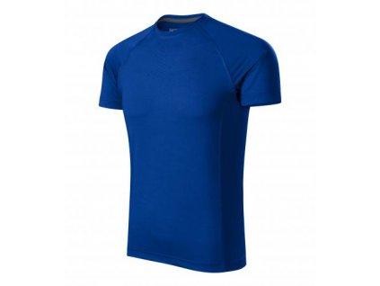 Destiny tričko pánské královská modrá