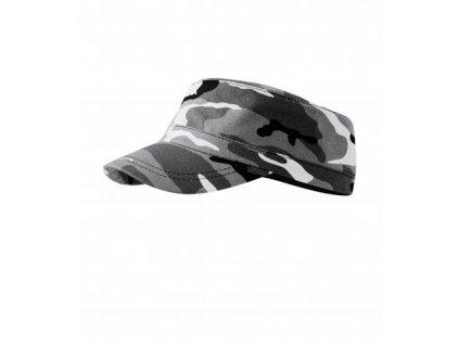 Camo Latino čepice unisex camouflage gray