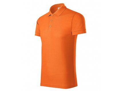 Joy polokošile pánská oranžová