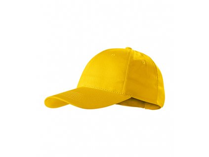 Sunshine čepice unisex žlutá