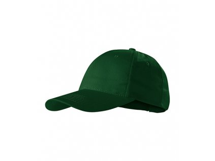 Sunshine čepice unisex lahvově zelená