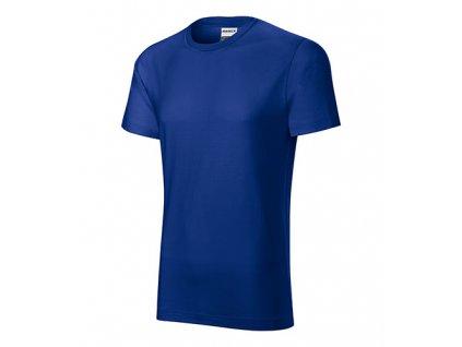 Resist tričko pánské královská modrá