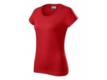Resist tričko dámské červená