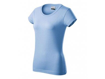 Resist tričko dámské nebesky modrá
